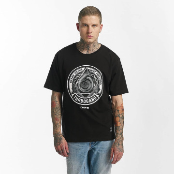 Dangerous DNGRS T-shirt Race City Illuminati nero
