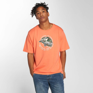 Dangerous DNGRS t-shirt Born2Chill oranje