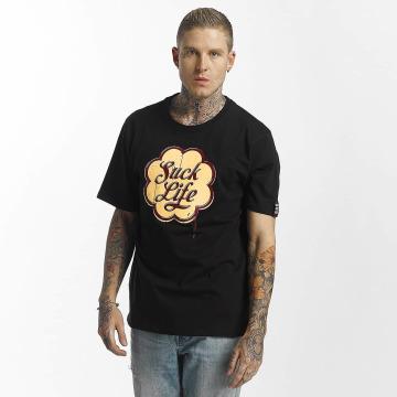 Dangerous DNGRS T-Shirt  SuckLife T-Shirt Black...