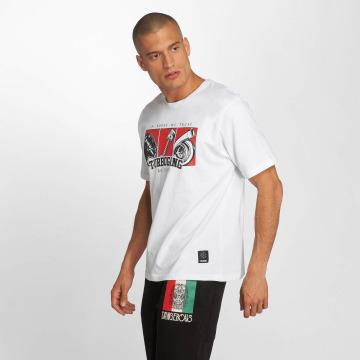 Dangerous DNGRS T-Shirt Race City IBWT weiß