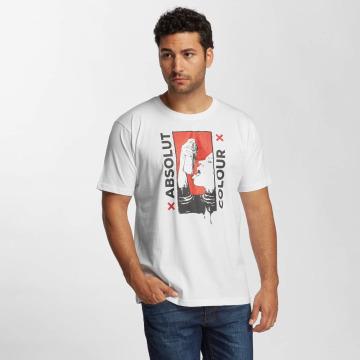 Dangerous DNGRS T-Shirt Absolut Colour white