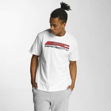 Dangerous DNGRS T-Shirt AMCR Race City white
