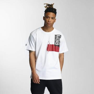 Dangerous DNGRS T-Shirt Akte One Scratch Tag white