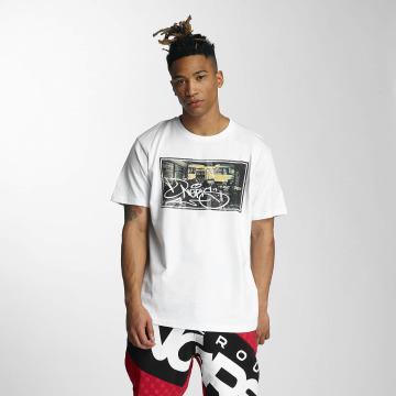 Dangerous DNGRS T-Shirt Subway King Rocco white