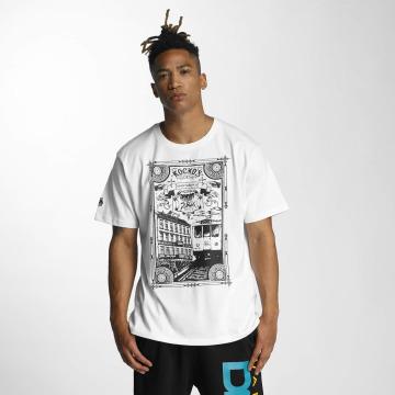 Dangerous DNGRS t-shirt Rocco Kingstyle wit