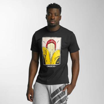 Dangerous DNGRS t-shirt Deeper zwart