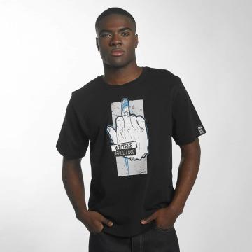 Dangerous DNGRS t-shirt Greeting zwart