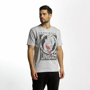 Dangerous DNGRS T-Shirty Boxing szary