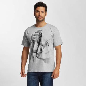 Dangerous DNGRS T-skjorter Blacktaste grå