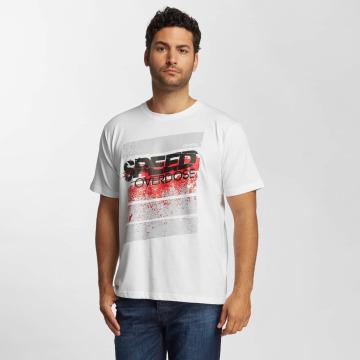 Dangerous DNGRS T-skjorter Speed hvit