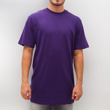 Dangerous DNGRS Tall Tees Blank purple