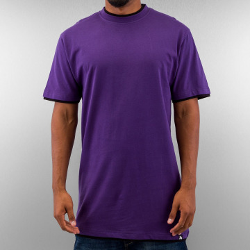 Dangerous DNGRS Tall Tees Two Tone purple