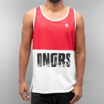 Dangerous DNGRS Tank Tops Zeki weiß