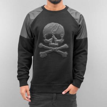 Dangerous DNGRS trui Skull zwart