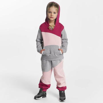 Dangerous DNGRS Tuta Kids Sweat rosa