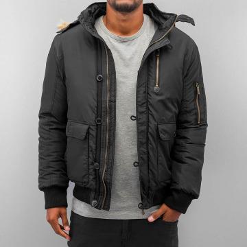 Dangerous DNGRS Winter Jacket Storm black