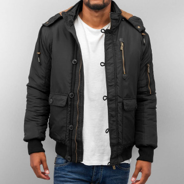Dangerous DNGRS Winter Jacket Storm II black