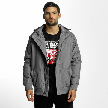Dangerous DNGRS Winter Jacket Orlando gray