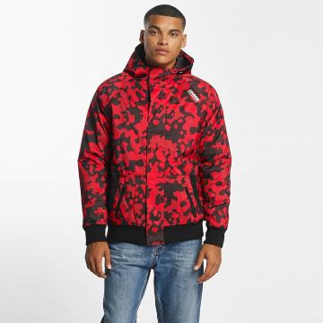 Dangerous DNGRS Winter Jacket Orlando red