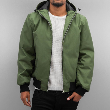 Dangerous DNGRS Winterjacke Hooded olive