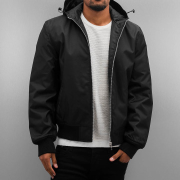 Dangerous DNGRS Winterjacke Hooded schwarz