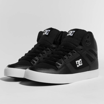 DC Сникеры Pure High-Top WC черный