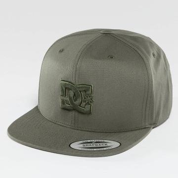 DC Gorra Snapback Snappy verde