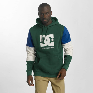 DC Hoodie Doney green