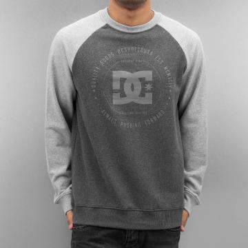 DC Pullover Rebuilt Raglan grau