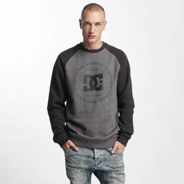 DC Pullover Rebuilt Raglan gray