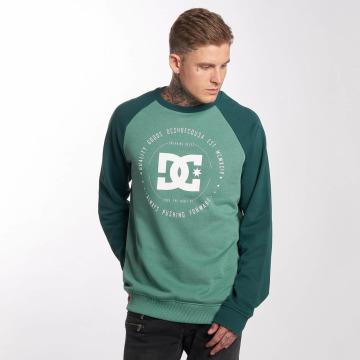 DC Pullover Rebuilt Raglan grün