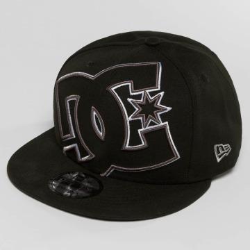 DC Snapback Cap Double Up black