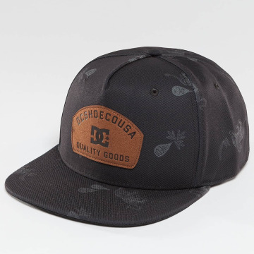 DC Snapback Caps Betterman harmaa