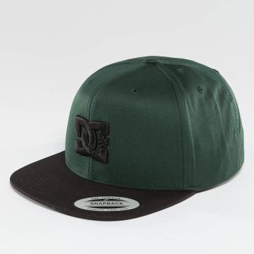 DC Snapback Caps Snappy vihreä