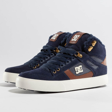 DC sneaker Spartan High WC WNT blauw