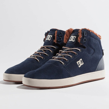 DC sneaker Crisis High WMT blauw
