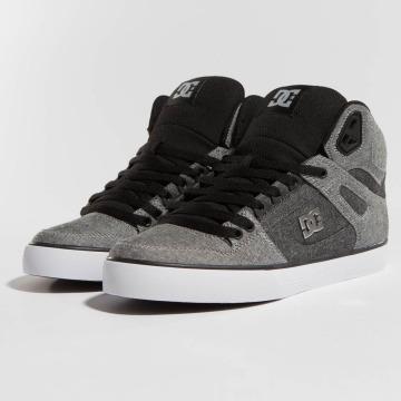 DC Sneaker Pure High-Top TX SE grigio