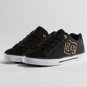DC Sneaker Chelsea nero
