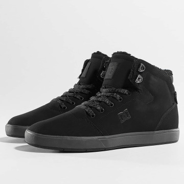 DC Sneaker Crisis High WMT schwarz