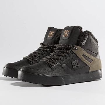 DC Sneaker Spartan High WC WNT schwarz