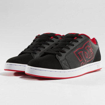 DC Sneaker Serial Graffik schwarz