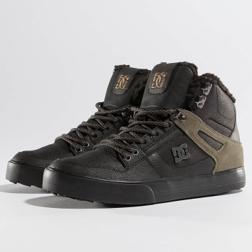 DC Sneakers Spartan High WC WNT black