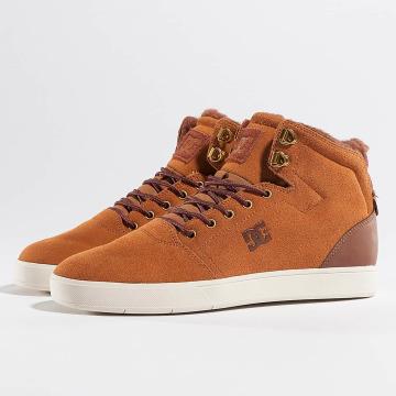 DC Sneakers Crisis High WMT brun