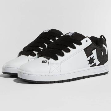 DC Sneakers Court Graffik SE czarny