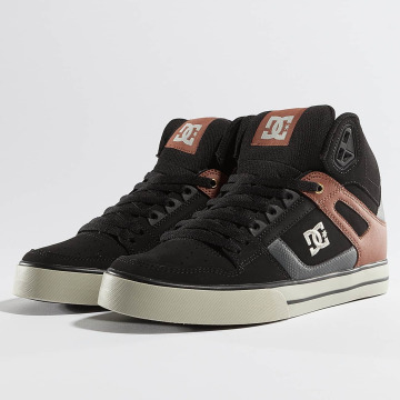 DC Sneakers Spartan High WC svart