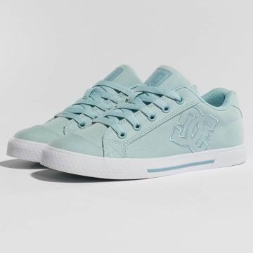 DC Sneakers Chelsea TX turquoise