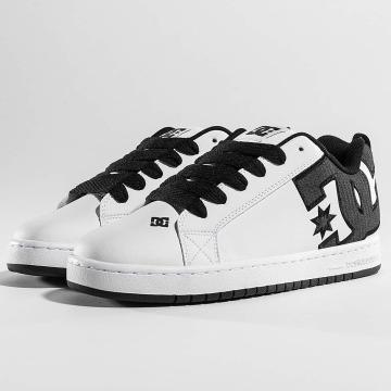 DC Sneakers Court Graffik SE vit