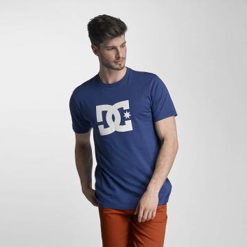 DC T-shirt Star blå
