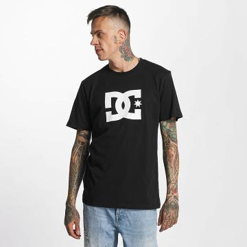 DC t-shirt Star SS zwart