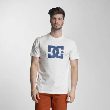 DC Tričká Star biela